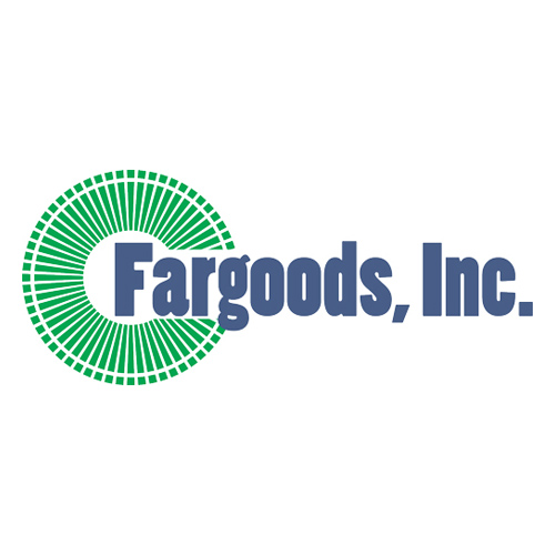 Fargoods Logo / Designed by Rousseau Graphic Design Group, Inc.