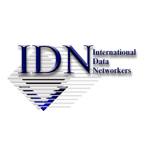 IDN / logo designed by Jacob Rousseau