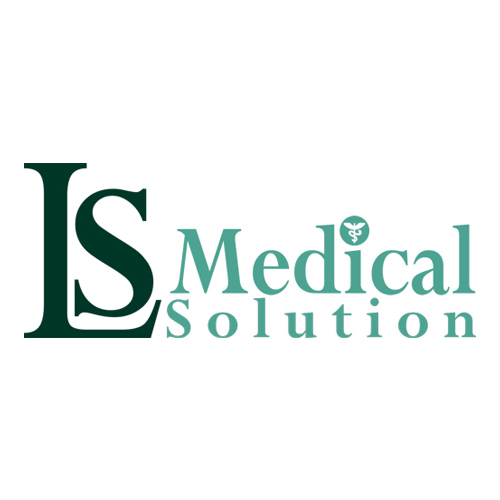 L S Medical Logo / Designed by Rousseau Graphic Design Group, Inc.